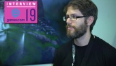 GRTV på Gamescom 19: Intervju med skaparen av A Year of Rain