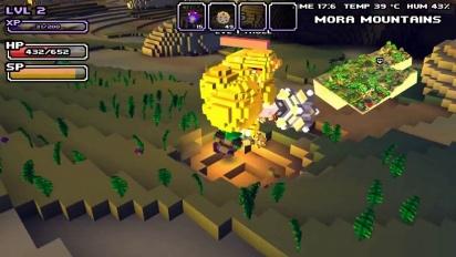 Cube World - Improved Combat Trailer