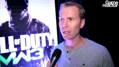GDC 12: Modern Warfare 3 Collection Pack 1-intervju