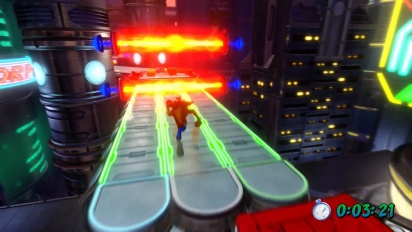 Crash Bandicoot: Nsane Trilogy - Future Frenzy Playthrough