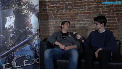 Elex - Michael Paeck intervju