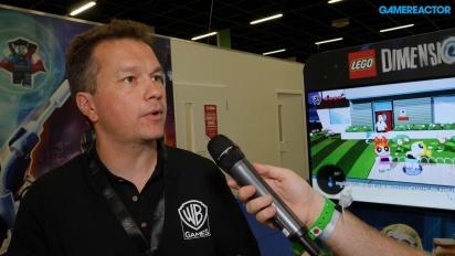 Lego Dimensions - Nick Ricks intervjuad