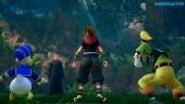 GRTV testklämmer lite på Kingdom Hearts III