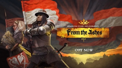 Kingdom Come: Deliverance - From The Ashes Introduction