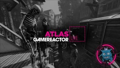 GRTV smeker Atlas för en stund
