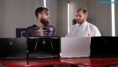 GRTV kikar närmare på MSI:s laptops (1)