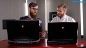 GRTV kikar närmare på MSI:s laptops (2)