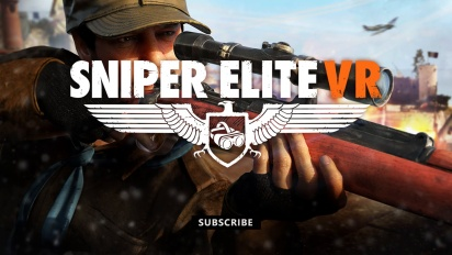 Sniper Elite VR - What is Sniper Elite VR?
