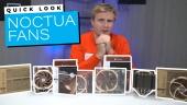 GRTV myser lite med Noctua Fans