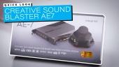 GRTV klämmer lite på ljudkortet Creative Sound Blaster AE-7
