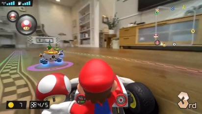 Mario Kart Live: Home Circuit - Announcement Trailer