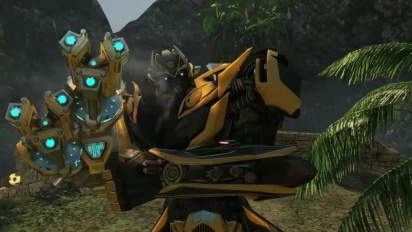 Transformers: Rise of the Dark Spark - Reveal Trailer