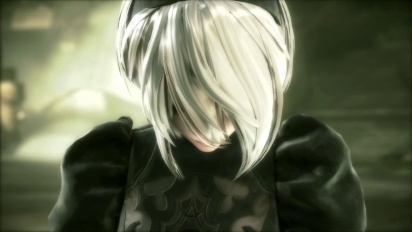 Nier New Project E3 Announcement trailer