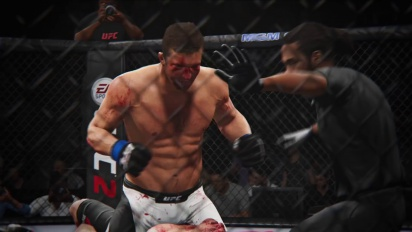 UFC 2 - Gameplay Trailer