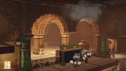 Assassin's Creed Chronicles: India - Launch Trailer