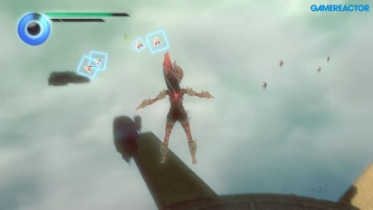 Vi lirar Gravity Rush 2