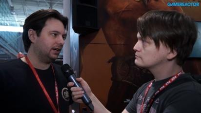 Conan Exiles - Vi tog ett snack med Tor Egil Andersen