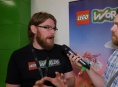 Lego Worlds - Vi intervjuar Chris Rose