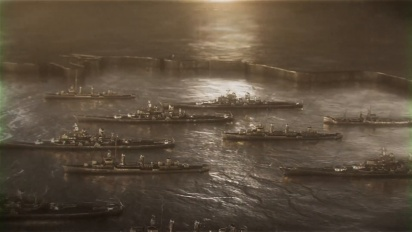 Hearts of Iron IV - Man the Guns Reveal Trailer
