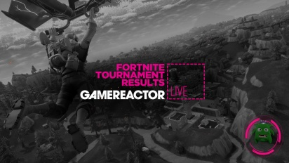 Fortnite - Livestream-repris med turneringsresultat