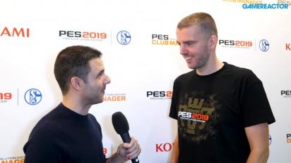 GRTV intervjuar teamet bakom Pro Evolution Soccer 2019