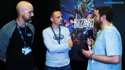 GRTV intervjuar Blizzard om World of Warcraft: Battle for Azeroth