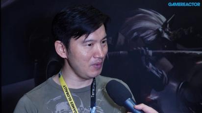 GRTV intervjuar teamet bakom Conqueror's Blade