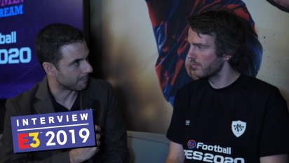 GRTV på E3 19: Intervju med Konami om Esport och PES