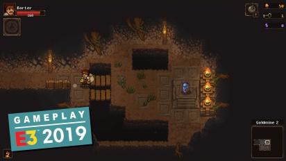 GRTV på E3 19: Vi provspelar Undermine