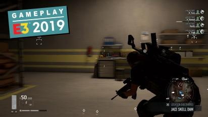 GRTV på E3 19: Vi klämmer lite på Ghost Recon: Breakpoint