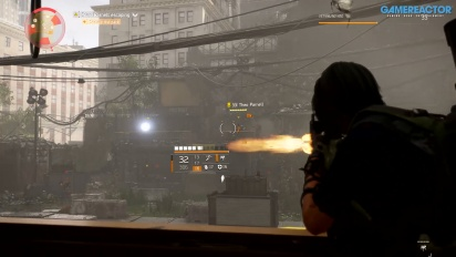 GRTV provspelar The Division 2 - Warlords of New York