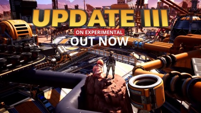 Satisfactory - Update #3 Trailer