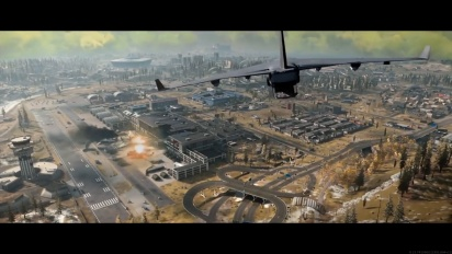 Call Of Duty: Modern Warfare - Season Two Cinematic Trailer