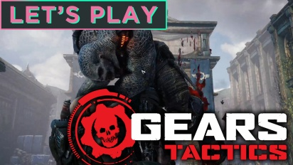 Vi spelar Gears Tactics