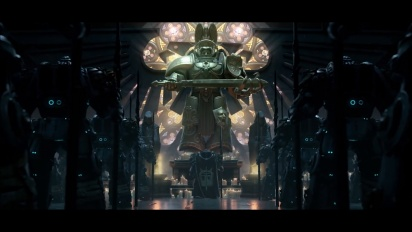 Warhammer 40,000: Chaos Gate - Daemonhunters - Teaser