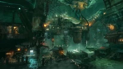 Warhammer 40,000: Darktide - Writer Reveal