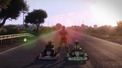 Arma III - The Splendid Split featuring karting DLC Trailer
