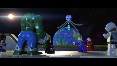 Lego Batman 3: Beyond Gotham - Brainiac Trailer