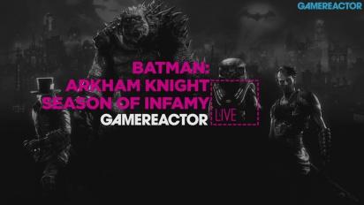 GRTV lirar Batman: Arkham Knight