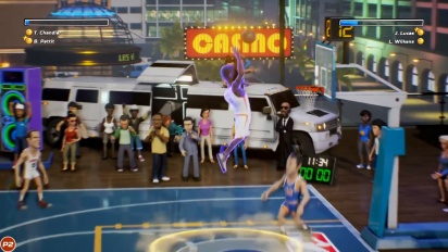 NBA Playgrounds - Hot Update