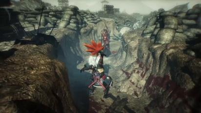Nioh - Defiant Honour DLC Launch Trailer
