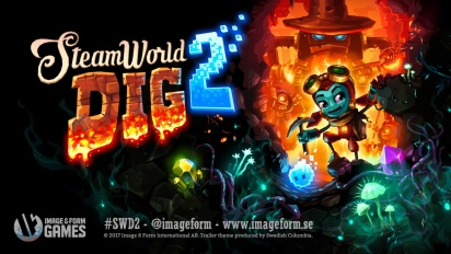 SteamWorld Dig 2 - Official Launch Trailer