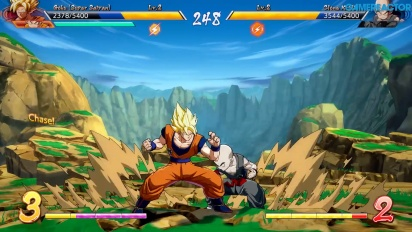 Videorecension av Dragon Ball FighterZ