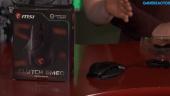 GRTV klämmer lite på MSI Clutch GM60