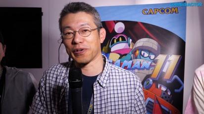 Mega Man 11 - Koji Oda och Kazuhiro Tsuchiya intervjuade