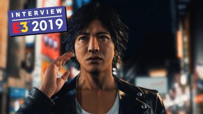 GRTV på E3 19: Intervju med studion bakom Judgment
