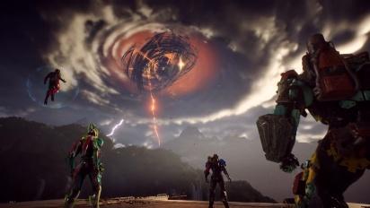Anthem -  Cataclysm Gameplay Trailer