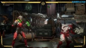 Mortal Kombat 11 - Stadia-gameplay