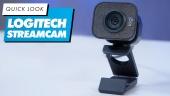 GRTV packar upp Logitech StreamCam