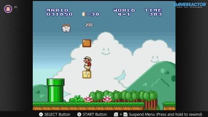 GRTV spelar Super Mario All-Stars - Super Mario Bros